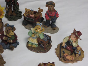 figurines oursons de collection ''Boyds bear and friends'' West Island Greater Montréal image 5