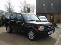 2009 09 Reg Land Rover Discovery 3 2.7TD V6 Auto SE