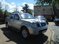2007 57 Reg Nissan Navara 2.5dCi Auto Aventura NO VAT