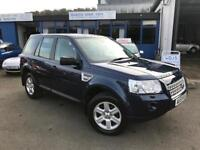 Land Rover Freelander Td4 E Gs Estate 2.2 Manual Diesel