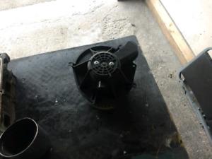 Chrysler Dodge blower motor