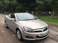 Vauxhall Astra convertible twin top sport 1.8