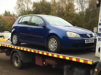 Volkswagen Golf 1.6fsi 2004 For Breaking