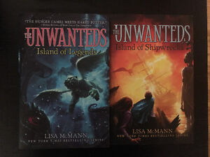 The Unwanteds Series (4 books)