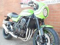 EX DEMO KAWASAKI Z900RS CAFE MOTORCYCLE