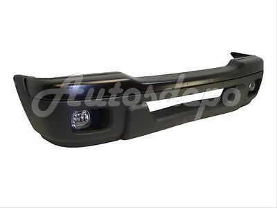 For 04-05 FORD RANGER XLT 4WD FRONT BUMPER BLK VALANCE FOG