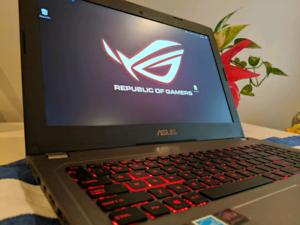 GTX 1070 Asus gl502vs Gaming Laptop