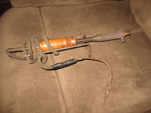 Antique Soldering Iron For Sale.Antique soldering iron for sale.