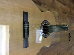 Acoustic/Nylon with pick up