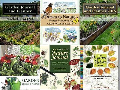 Es gibt verschiedene Gartenjournale