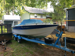 19' SeaRay runs and drives excellent  Swap/Trade