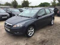 FORD FOCUS 2010 1.6 MY ZETEC PETROL - AUTOMATIC - LOW MILEAGE - PARKING SENSORS