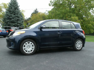 2012 Toyota Scion xD Hatchback: Automatic, Only 78Kms!