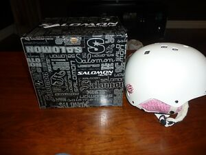 Junior Salomon Girls Helmet