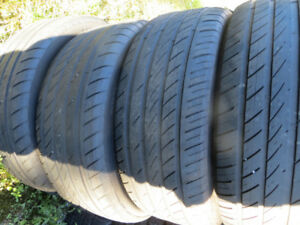 4 p235/55r17 used tires