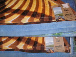 "00% Cotton Beach Towels Approx. size is 59"" Long x 30"" Wide Limi"