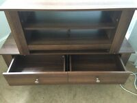 TV Stand and matching coffee table £40 ONO