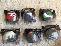 2009 McDonald's Hockey Cards Helmets and Masks COMPLETE Set of 6