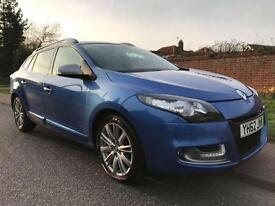 2012 Renault Megane 1.6 dCi 130 GT LINE 5DR TURBO DIESEL ESTATE ** TOM TOM SA...