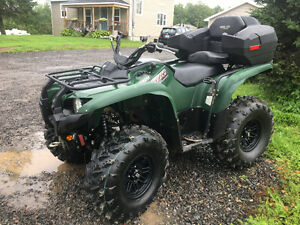 2013 YAMAHA 700 GRIZZLY WITH EPS.....FINANCING AVAILABLE