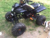 200cc road legal quad