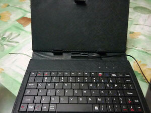 8 inch tablet cover with keyboard