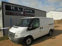 2009 Ford Transit 2.2TDCi ( 85PS ) 280M ( Low Roof ) SWB