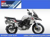 2018 BENELLI TRK502X ADVENTURE..133.10 OVER 48M WITH A 199 DEP.9.9% APR
