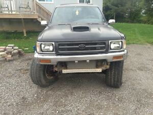 Project truck 93 Toyota