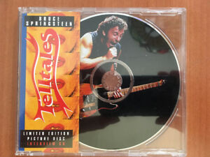 BRUCE SPRINGSTEEN TELLTALES CD RARE INTERVIEW LIMITED EDITION 19