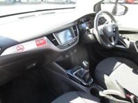 2018 Vauxhall Crossland x X 1.6t Diesel Ecot 99ps Se Ss 5 door Hatchback