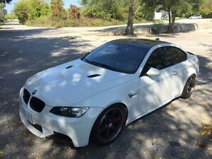 2011 BMW M3 (DCT, OEM performance, KW, Volk racing)