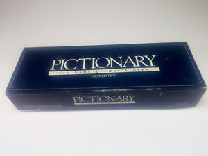 Pictionary 1st/2nd Ed,Pictionary Junior, Updated for90's Edition London Ontario image 1