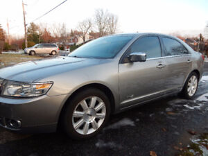 2009 Lincoln MKZ Fully Loaded Leather/Heat & Cool Seats/Sunroof