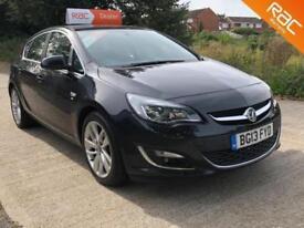 Vauxhall Astra SRi CDTi 5dr DIESEL MANUAL 2013/13