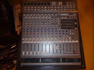 Console Samson TMX16 1000W