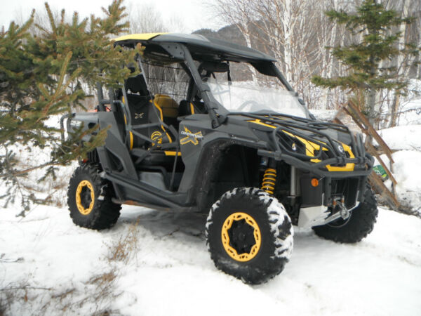 Used 2011 Can-Am Commander X 1000