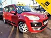 2009 CITROEN C3 PICASSO 1.6 PICASSO VTR PLUS HDI 90 BHP+P/X WELCOME+2 OWNER+AUX