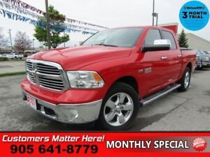 2015 Ram 1500 SLT  BIG HORN NEW-TIRES BUCKETS 10W-SEAT DUAL-EXH
