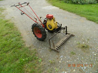 Walk Behind Sicklebar Mower