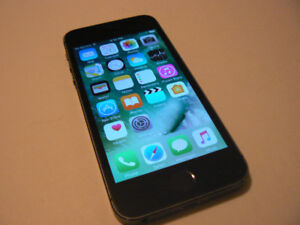 iphone 5s 16gb Unlocked Freedom,Chatr,Rogers,Telus,Bell Touch id