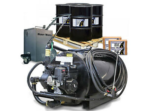 Asphalt Sealcoating Equipment Turnkey All-Inclusive Business Pac