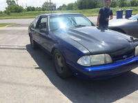 1989 Ford Mustang Coupé (2 portes)