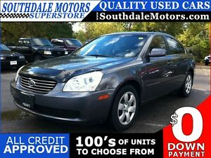 2008 KIA OPTIMA MAGENTIS * EXTRA CLEAN * POWER GROUP