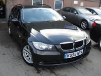 2008 58 BMW 3 SERIES 2.0 320D ES TOURING 5D 175 BHP DIESEL