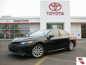 2018 Toyota Camry LE **DEMO DAYS**