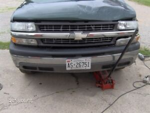 2002 chevy picup parts