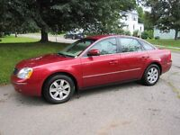 2005 Ford Five Hundred SEL .*****  ALL WHEEL DRIVE *****