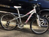 "Specialized Hotrock 24"" wheelsize girls bike"