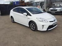 Toyota Prius 1.8 VVT-i Hybrid 1.8 2013/62 Plate Free Warranty ( NEW MOT )